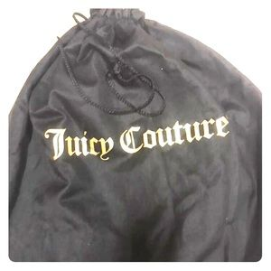 💥Juicy Couture drawstring bag